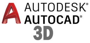 Corso AutoCAD 3D professional